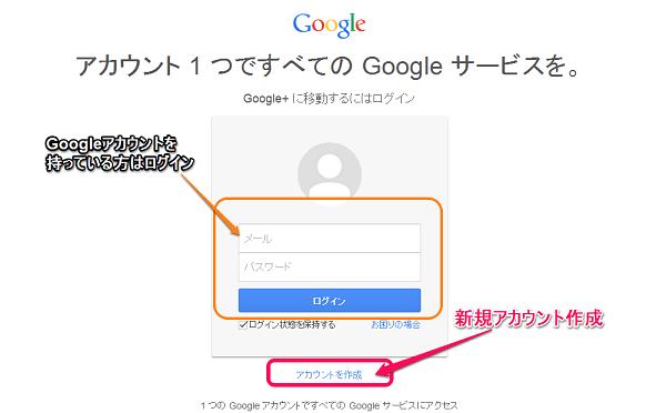Google+登録2