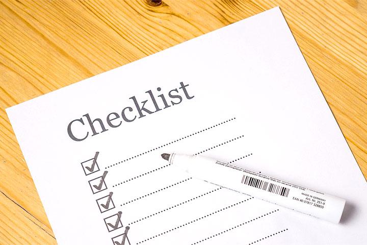 ブログ記事公開前のチェック項目|セルフチェックのポイント