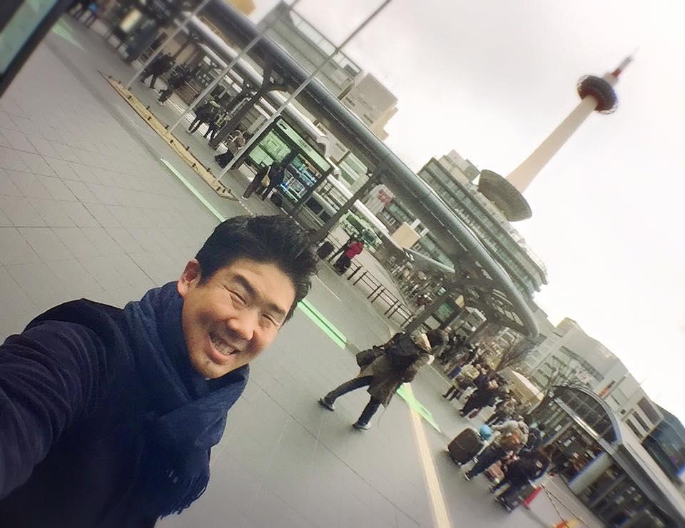 日本の素晴らしさを世界にもっと発信したい