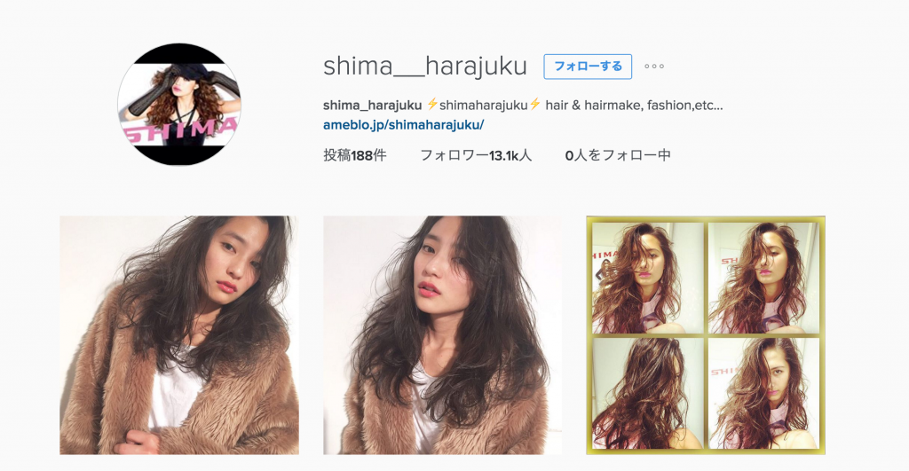 shima_harajukuさん__shima__harajuku__•_Instagram写真と動画