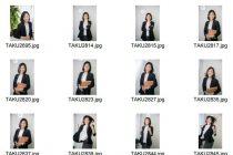販促物に使用する女性スタッフの写真撮影をするときに気をつけたい5つのポイント
