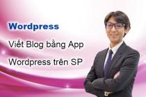 WordPress-Viết Blog bằng App WordPress trên Smartphone